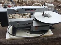 Dremel Scroll Saw