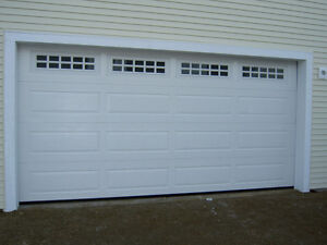 garage door-- overhead