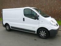 2009 Renault TRAFIC SL27 DCI 115 SWB Van Manual Medium Van