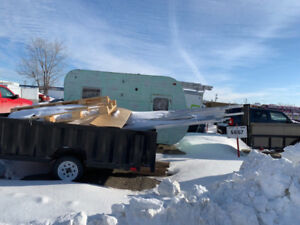 7'X10'X2'  Trailer! Mint Condition.. Like NeW