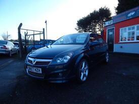 2007 Vauxhall Astra 1.9 CDTi 16V SRi [150] 5dr [Exterior Pack] Full service h...