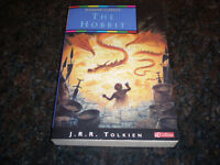 THE HOBBIT SOFT COVER BOOK