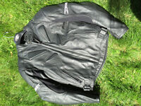 Joe Rocket Leather Motorcycle Jacket ***Excellent Condition***