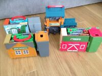 Thomas and Friends Take-n-Play sets various