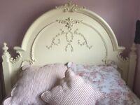 Stunning 3 piece double/full set de chambre a coucher lit double