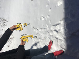 Support à ski de fond