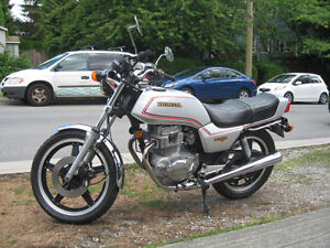Honda CB400T Hawk (last price reduction)