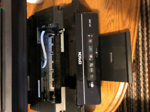 Epson printer/scanner/copier with wifi