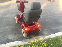 Invacare Auriga - Electric Scooter - Very Comfortable Ride  - Th