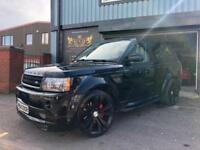 Land Rover Range Rover Sport 3.6TD V8 auto HSE0-2012 WIDE ARCH BESPOKE EDITION