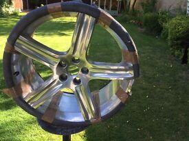 "Alloy Wheel 20"""