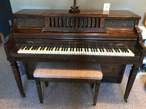 Mason & Risch Piano - MOVING - Must sell