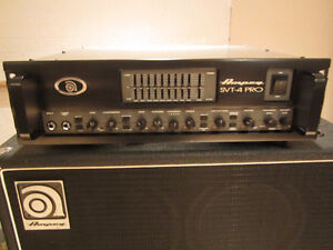 Ampeg SVT-4 Pro Made in USA (Échange Possible)