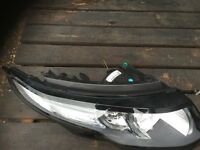 LAND ROVER RANGE ROVER EVOQUE XENON HD DRIVERS HEAD LIGHT COMPLETE