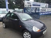 Ford Ka 1.3 2006MY Style 3 door manual low mileage