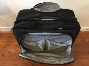 DELSEY BUSINESS ROLLER BAG