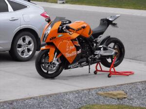 2010 KTM RC8 for Sale/ Swap for Ducati 1198, Aprilia RSV4