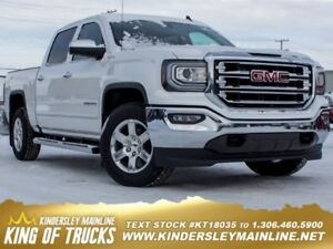 2018 GMC Sierra 1500 SLT  - Leather Seats -  Heated Seats