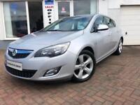 Vauxhall/Opel Astra 1.6i VVT 16v ( 115ps ) 2012MY SRi~LOW MILES~FSH~2 KEYS~
