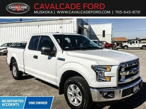 "2016 Ford F150 4x4 - Supercab XLT - 145"" WB"