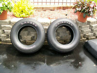 Tires like new (2)