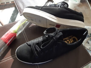 Brand new, female size 10, black casual shoes