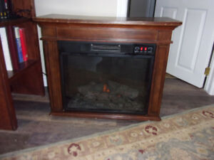 Electric Heater/Fireplace For Sale