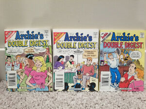 Archie Double Digests Comic Books!