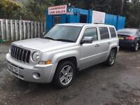 Jeep Patriot 2.0 CRD Sport MOT APRIL 19
