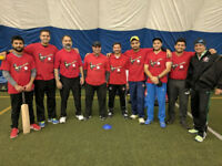 Canada';s Biggest Winter Cricket League - Lakeshore Cricket
