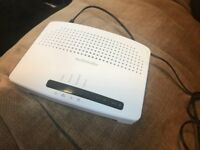 Technicolor TG582n WiFi b/g/n router - free - collection only