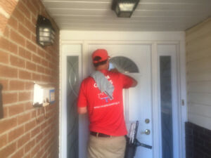 Window Cleaning in the Hamilton Area