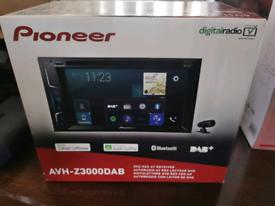 Pioneer AVH-Z3000DAB