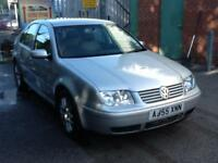 Volkswagen Bora 1.9TDI PD ( 100bhp ) 2005MY Highline FULL MAIN DEALER HISTORY