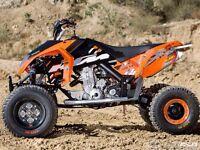 Trade KTM 450sx