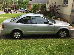 1998 Honda Civic Si Coupe (2 door)