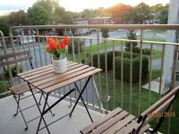 5 1/2 CONDO IN OLD ST.LAURENT CLOSE TO SERVICES,METRO& 2 CEGEPS