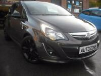 Vauxhall Corsa Limited Edition 3dr PETROL MANUAL 2014/64