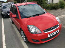 Ford Fiesta 1.4 Zetec Climate 5DR 08/08