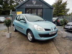 Renault Clio 1.2 16V 75 RIP CURL (blue) 2007