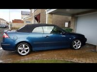 Immaculate SAAB 93 Convertible