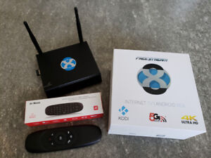 Internet TV / Android Box