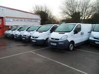 Vauxhall Vivaro CHOICE OF 30 AVAILABLE