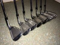 LH Callaway XR irons 4-PW BRAND NEW