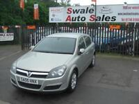 2005 VAUXHALL ASTRA CLUB TWINPORT 1.6L ONLY 81,606 MILES, GREAT CONDITION