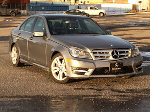 2012 Mercedes-Benz C-Class Luxury Sport Sedan