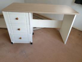 Desk / Dresser 1200mm x 520 Deep