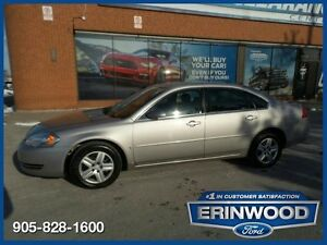 2006 Chevrolet Impala LSPWR GRP / ABS / TRACTION / LOW KM'S !!!