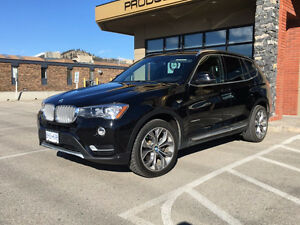2016 BMW X3 xDrive28d SUV, Crossover
