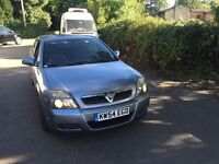 vauxhall vectra 2.2 very low mileage full history